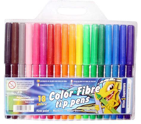 penn color coloring pens