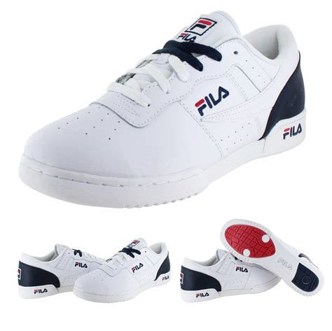 mens fila sneakers fila original fitness s shoes casual athletic sneakers