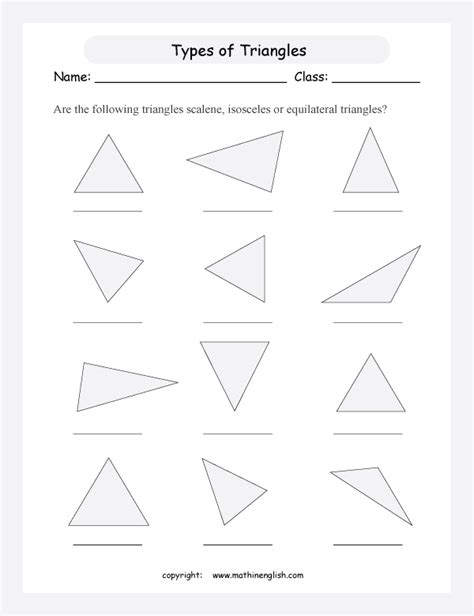 Isosceles And Equilateral Triangles Worksheet by Isosceles And Equilateral Triangles Worksheet Worksheets