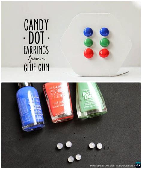 diy glue gun projects diy glue gun crafts ideas picture