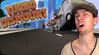 Turbo dismount part 1 so much fun youtube