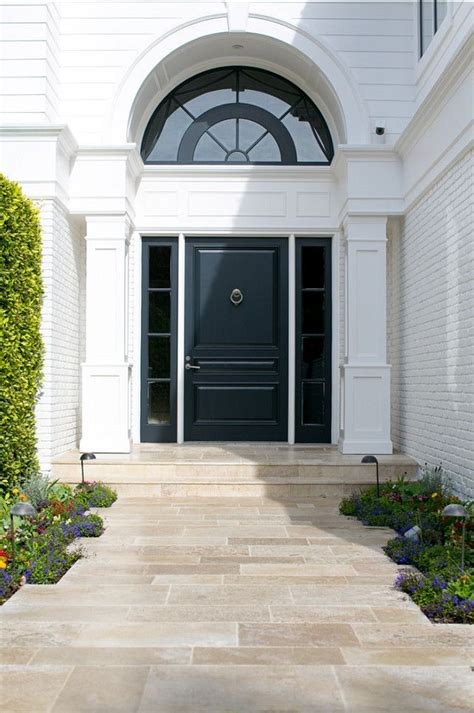 112 Best Front Doors Images On Pinterest Front Entrances Grand Front Doors