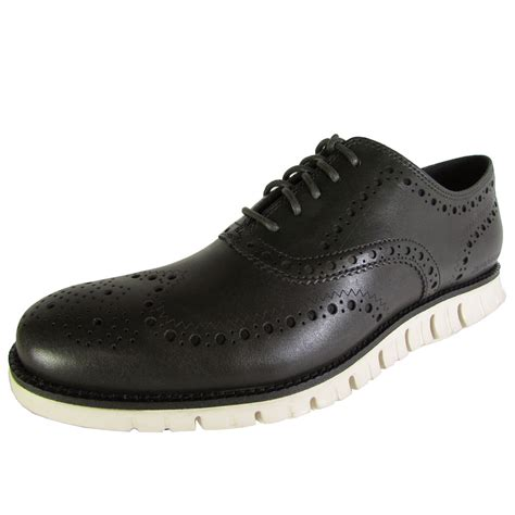 oxford sneakers mens cole haan mens zerogrand wing oxford sneaker shoes ebay