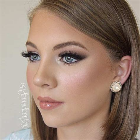 Wedding Make Up by 31 Beautiful Wedding Makeup Looks For Brides Page 2 Of 3