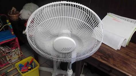 16 inch whole house fan aries 16 inch stand fan youtube