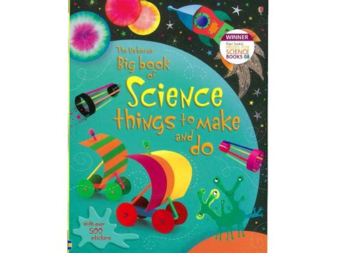 libro the science book big big book of science things to usb539001 jedko games