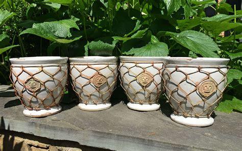 royal botanic gardens kew pots kew wired cache pots set of 4