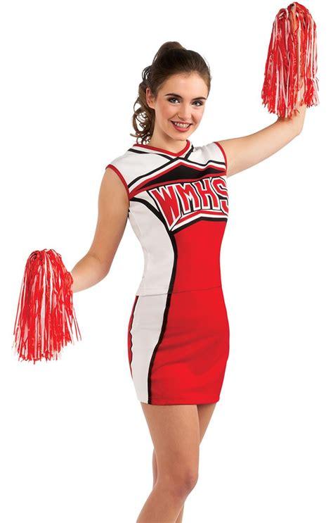 glow glee glee cheerleading costume for sale looking up