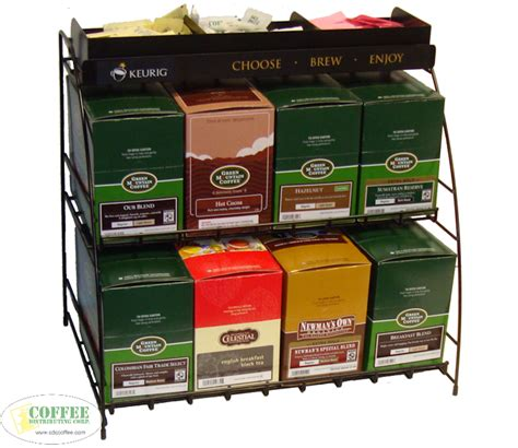 Keurig Coffee Rack by 6 Advantages Of Keurig S K Cups The Coffee Refreshment