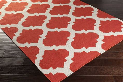 Coral Area Rug Artistic Weavers York Harlow Awhd1030 Coral White Area Rug Payless Rugs York Collection By
