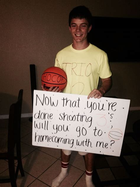 prom proposals for guys homecoming proposal random shii pinterest homecoming