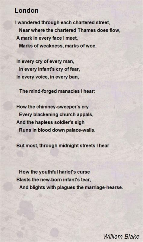 themes london william blake william blake london poem alliteration mypoems co
