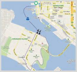 coronado island san diego map pictures to pin on