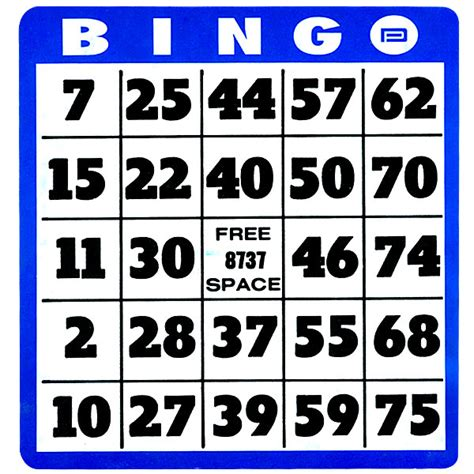 free printable number bingo cards large print bingo cards 10 cards