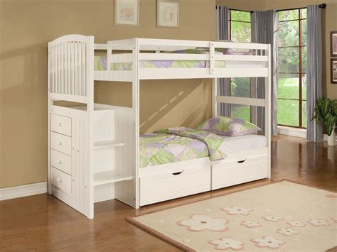 bunk beds in small bedroom space saving ideas for the bedroom home attractive