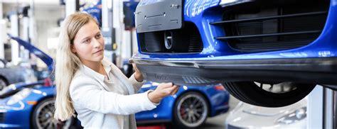 Porsche Duales Studium by Porsche Bachelor Of Engineering W M In Mechatronik