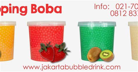 Bubuk Powder Strawberry Mango Avocado Lychee Rasa Buah 1kg jakarta tea supplies supplier popping boba indonesia