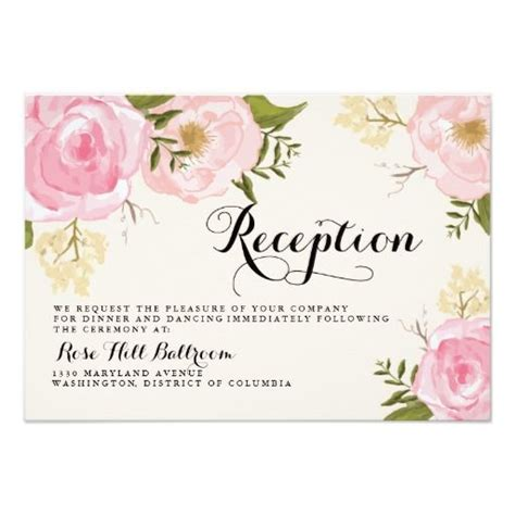 wedding reception cards 379 best images about wedding reception cards on