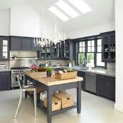 Charcoal Painted Kitchen Cabinets Charcoal Gray Kitchen Cabinets Design Decor Photos Pictures Ideas Inspiration Paint