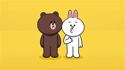 Line Friends Brown all about brown ep 06 brown s voice