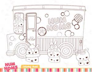 Free Num Noms Coloring Pages Activities For Kids Coloring Pages Num Noms