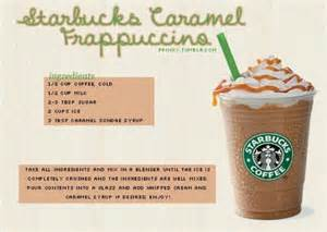 how to make a frappuccino at home starbucks caramel frapachino recipe food