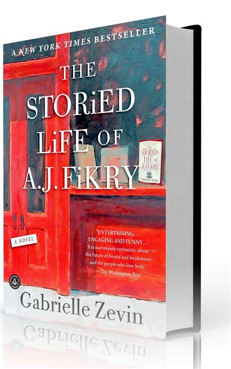 book club  storied life  aj fikry lake sumter