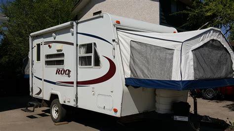 2006 Rockwood Roo Hybrid Cer Mobile