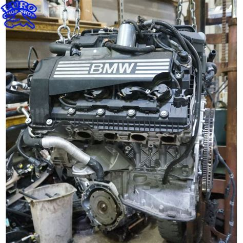 Bmw 550i Engine by 75k Engine Complete Motor Block Bmw E63 E64 650i 550i