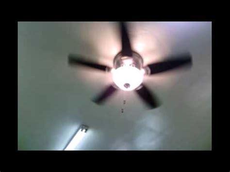 louden ceiling fan 46 quot burshed nickel louden ceiling fan