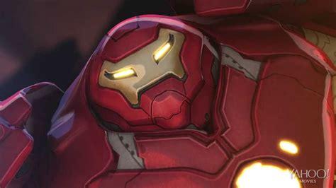 iron man hulk heroes united exclusive hd clip youtube