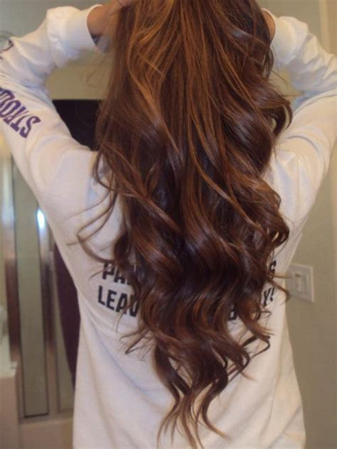 hairstyles with color for long hair pretty brown hair long hairstyles how to