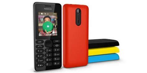 Hp Nokia Murah Dibawah 300 Ribu nokia 108 ponsel murah harga rp 300 ribuan katalog handphone