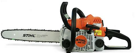 Gergaji Mesin Stihl prepper chainsaw