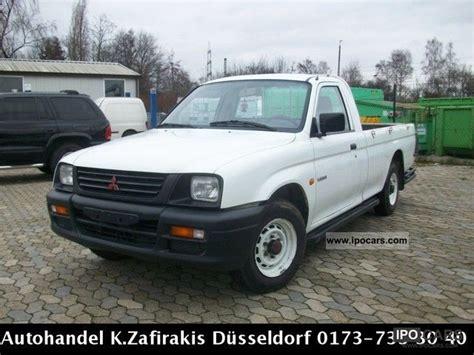 mitsubishi truck 1998 1998 toyota truck autos post