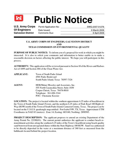 8 best images of legal notice templates final notice