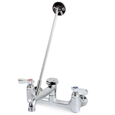 Mop Sink Faucets by Regency Wall Mounted Mop Sink Faucet With Vacuum Breaker