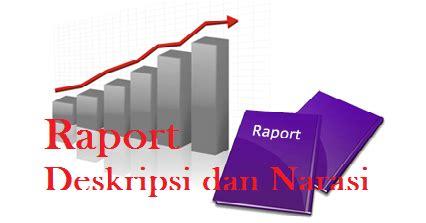 Info Baca Deskripsi raport deskripsi dan narasi info pendidikan