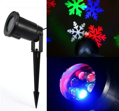 christmas pattern laser projector aliexpress com buy outdoor snowflake snow laser led