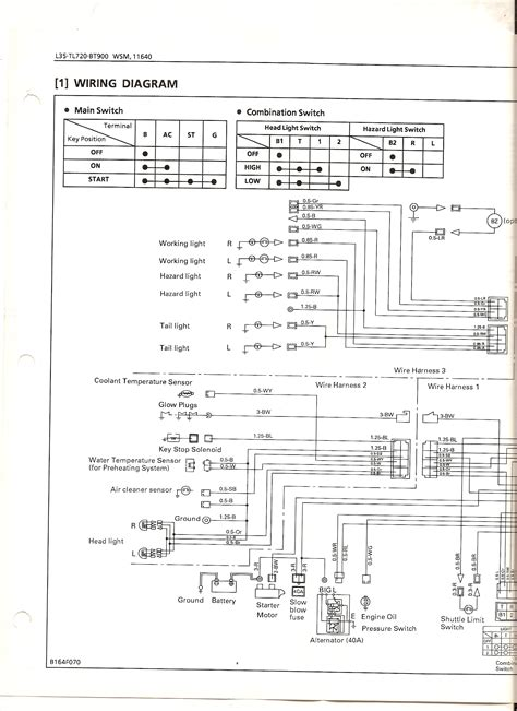 kubota wiring diagram efcaviation