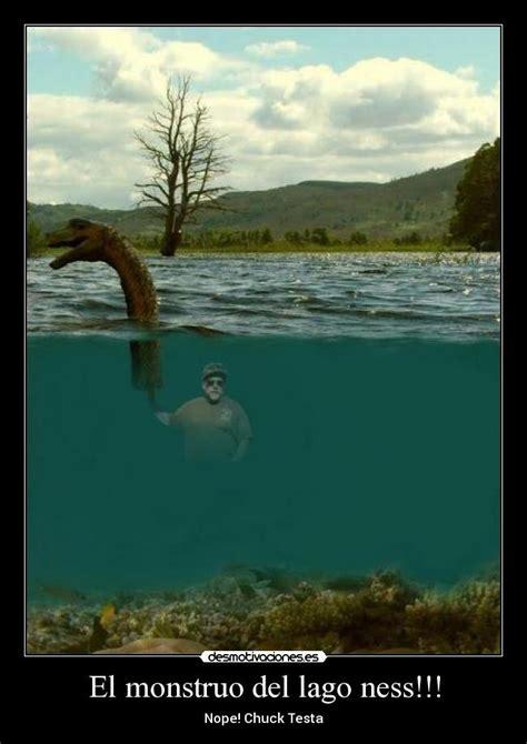 stinky el monstruo del el monstruo del lago ness desmotivaciones