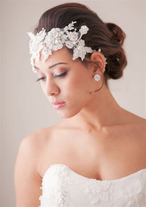 Vintage Bridal Hair Course by 24 Simple And Chic Bridal Hairstyle Ideas