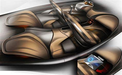 spd concept car interior design sketches car body design