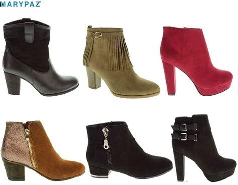 imagenes de botas invierno 2015 zapatos marypaz oto 241 o invierno 2015 2016 tacones botas y