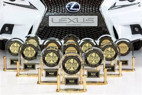 lexus named top overall brand in 2014 what car j d power
