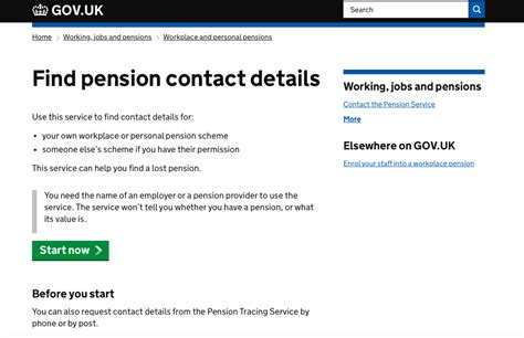 Search Who Lives At An Address Find Pension Contact Details Is Now Live Digital Dwp