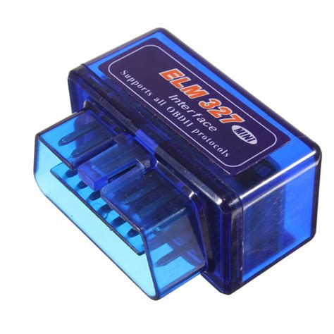 2015 Mini Bluetooth Elm327 V15 Obd2 Diagnostic Scanner With Power Sw elm327 v1 5 bluetooth obd2 ii car auto diagnostic scanner alex nld