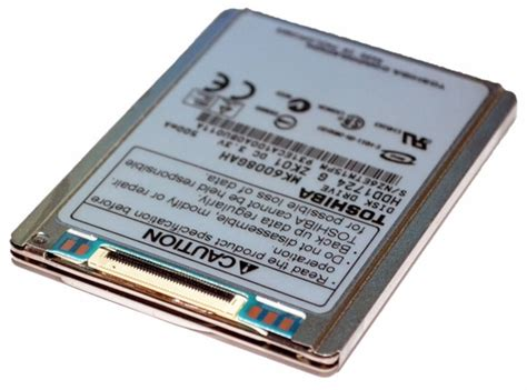 Hardisk Laptop Toshiba 80gb toshiba hdd1808 80gb 4 2k ide 1 8 quot disk drive hdd