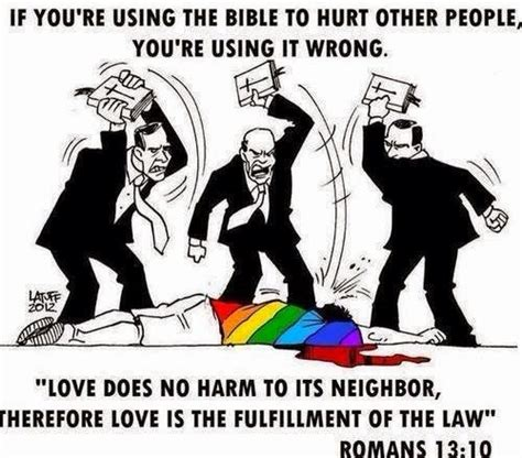 Where does it say no gay marriage in the bible
