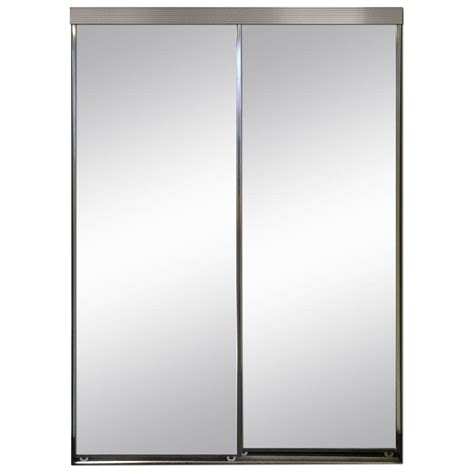 Mirror Closet Sliding Doors Home Depot by Closet Sliding Doors Home Depot